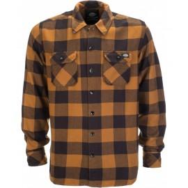 Camisa Dickies Sacramento marron