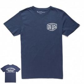 Camiseta Deus ex Machina Adreess Azul