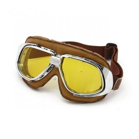 Gafas Bandit Marron -Amarillas