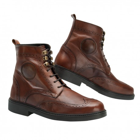 Botas By City Safary marron