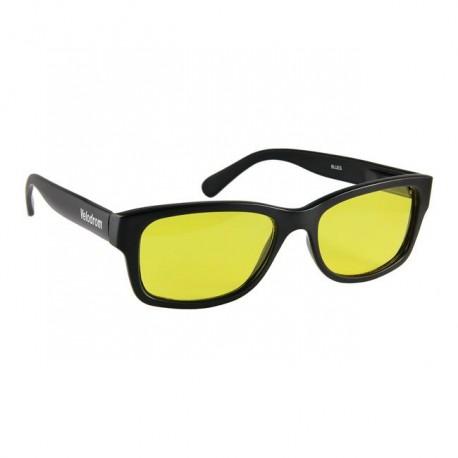 Gafas velodrom biker amarillas nightrider