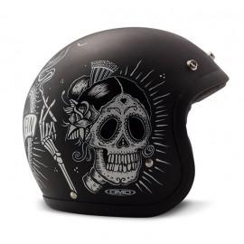 casco DMD vintage sin fin