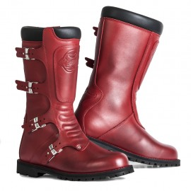 Botas stylmartin Continental red