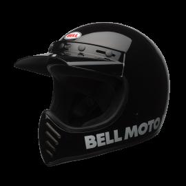 casco Bell Moto 3 Negro
