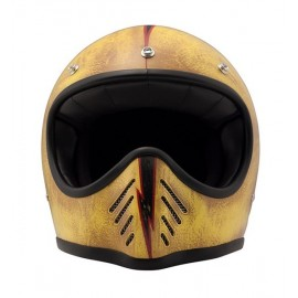 Casco DMD Racer arrow ( hecho a mano)