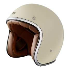 casco Stormer pearl white off