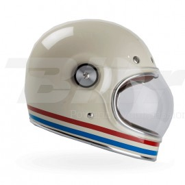 Casco Bell Bullit stripes perla