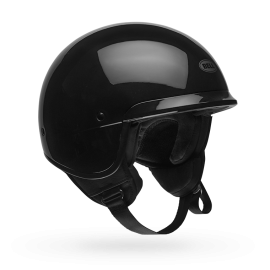 casco bell Scout Air negro brillo