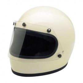 Pantalla plana transparente para casco gringo de L a xxl