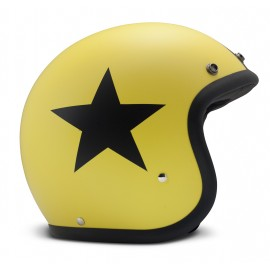 casco dmd vintage star yelow