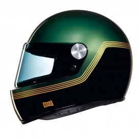 Casco Nexx X.G100R MOTORDROME GREEN