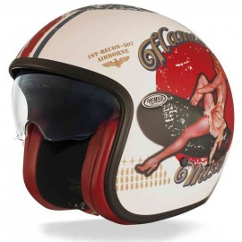 CASCO PREMIER Pin Up Old Style WHITE