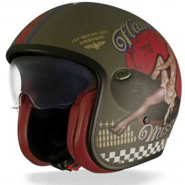 CASCO PREMIER VINTAGE Pin Up Old Style MILITARY