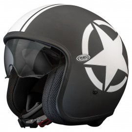 CASCO PREMIER VINTAGE STAR BLACK MATT