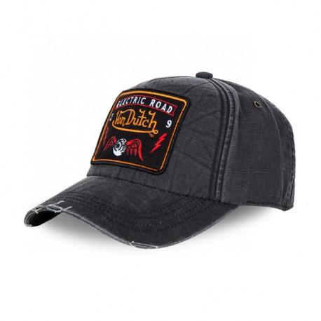 GORRA VON DUTCH BASEBALL CAP JACK BLACK