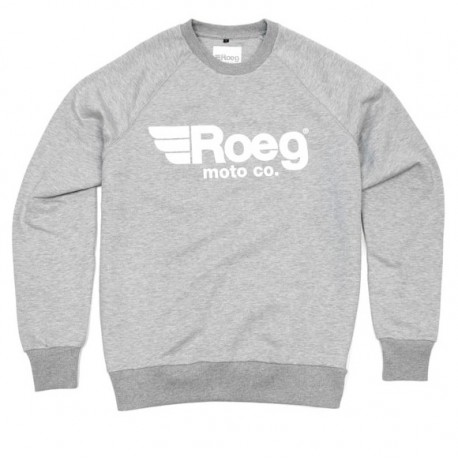 SUDADERA ROEG SHAWN SWEAT GREY