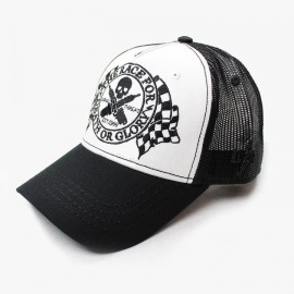 GORRA LETHAL THREAT DEATH OR GLORY