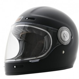 CASCO ORIGINE VEGA BLACK MATT