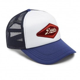GORRA DEUS DIAMONT TRUCKER BLUE