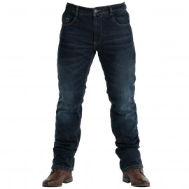 JEANS OVERLAP MANX DIRT ( CORTE REGULAR)