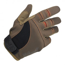 GUANTES BILTWELL MOTO GLOVES BROWN/ORANGE