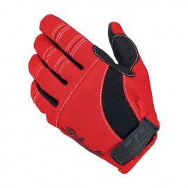GUANTES BILTWELL MOTO GLOVES RED/BLACK/WHITE
